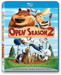 Open Season Scared Silly Sony Pictures